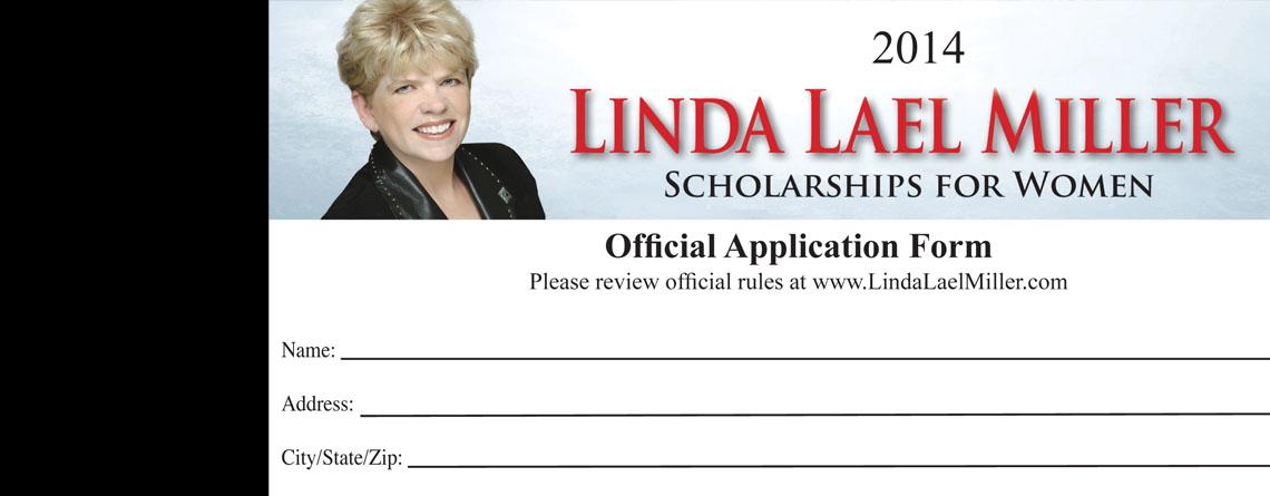 Linda Lael Miller Scholarship